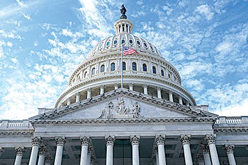 美國會議員提出一系列法案反制中共。(Getty Images)