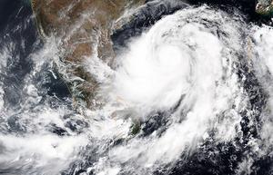史上最強風暴襲孟加拉灣 數百萬人疏散
