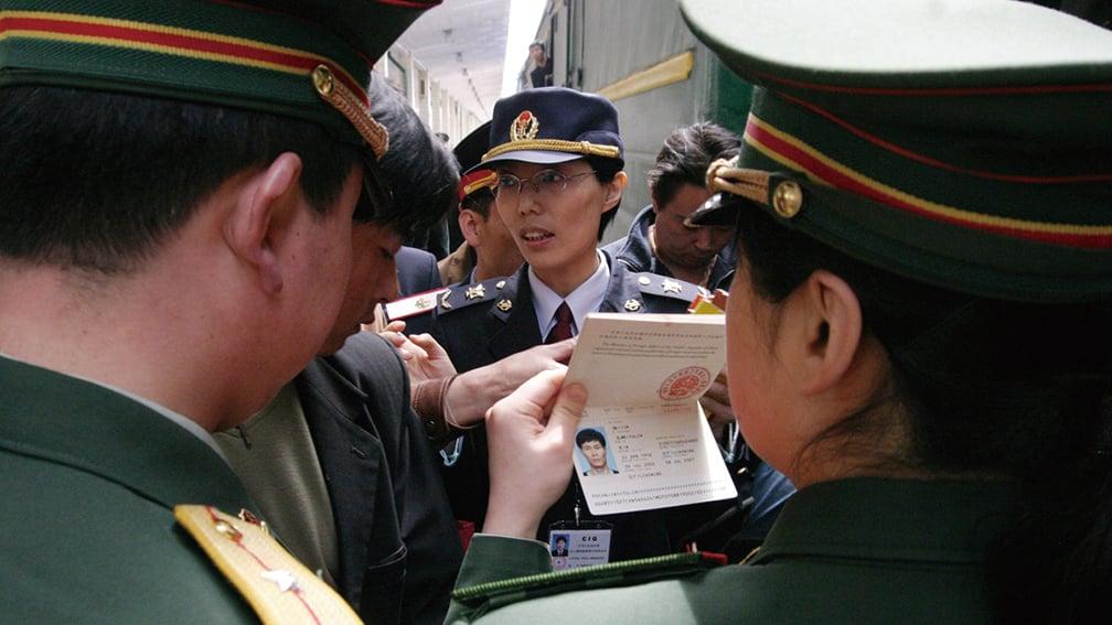 網傳中國停辦護照業務 並收繳個人護照