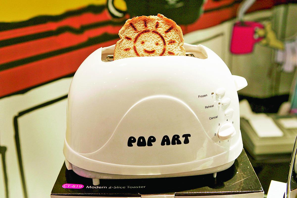 烤吐司機內部的碎屑如果反覆加熱,可能會對人體造成潛在危害。