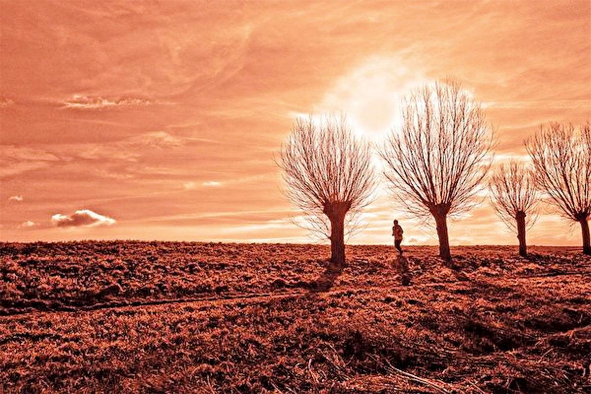 天人謫仙知道過去世、未來事。示意圖。(pixabay)