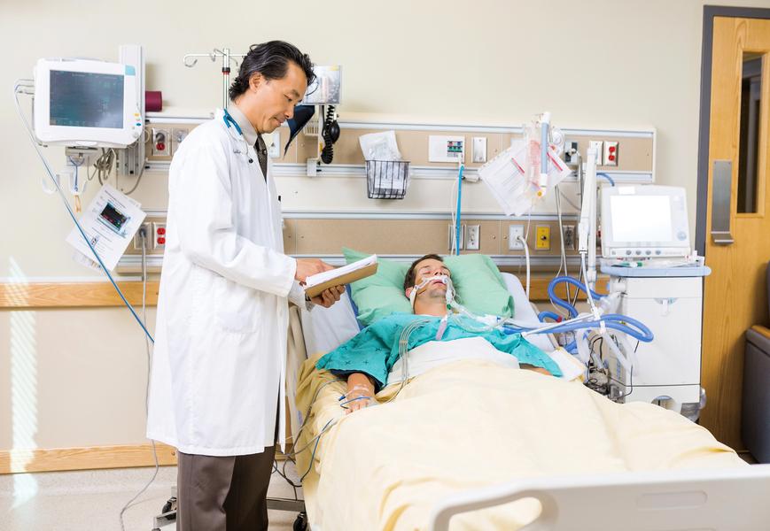 插管猶如病人與醫生的惡夢  影像式插管減少困難插管的狀況