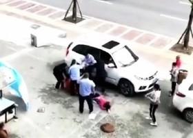 大陸城管暴力執法批量曝光 民間籲「小粉紅」多看
