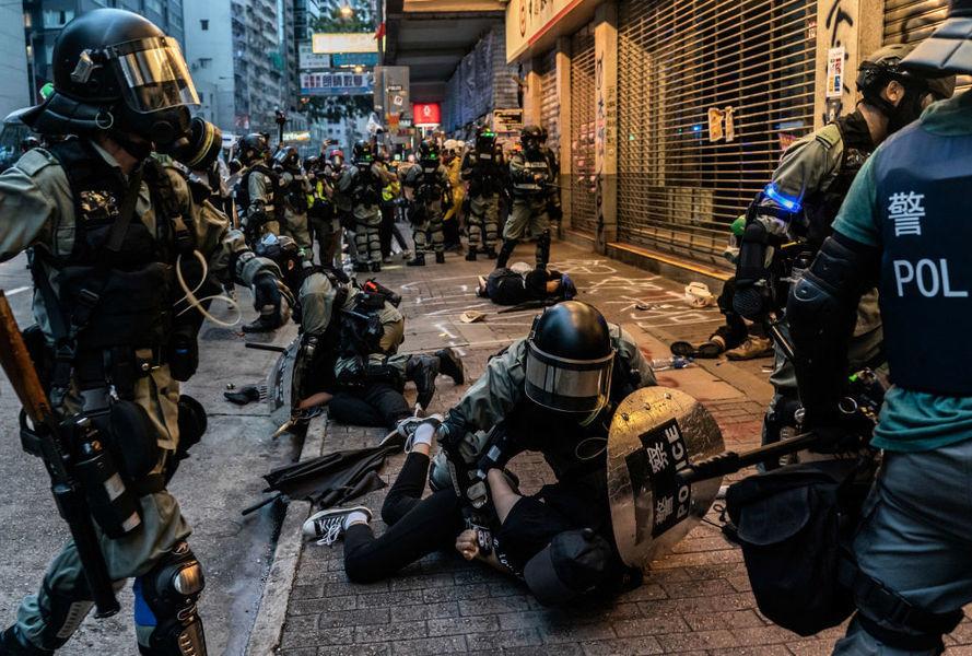 港版國安法終結「一國兩制」?中南海政治豪賭危機四伏