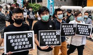反制港版國安法 專家析美國終止香港特殊待遇後果