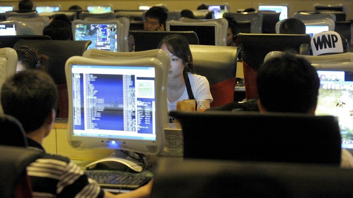 中共網信辦5月22日宣佈,即日起在全國範圍內啟動為期長達八個月的所謂「清朗」專項行動。(LIU JIN/AFP via Getty Images)