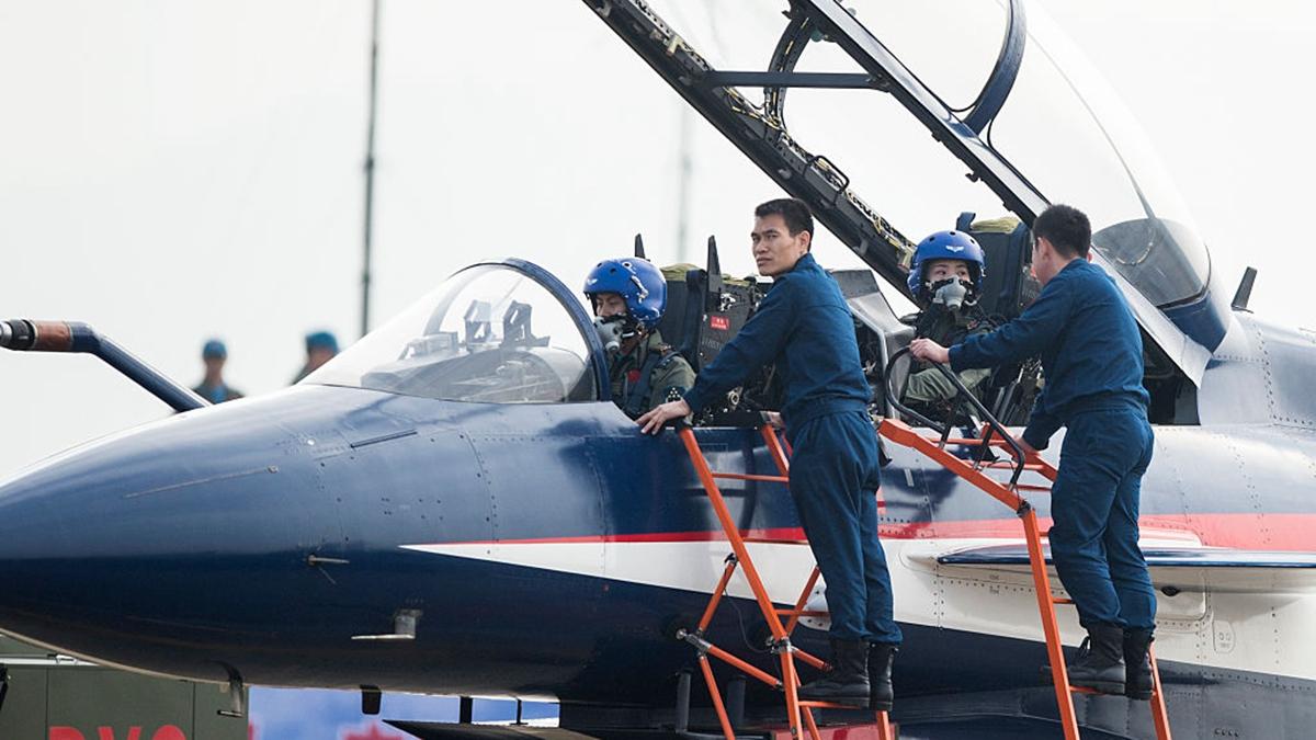有外媒獲得一份中共軍人死亡名單,這些軍人都是非正常死亡,一些人的死因,當局至今仍極其保密。資料圖(JOHANNES EISELE/AFP via Getty Images)