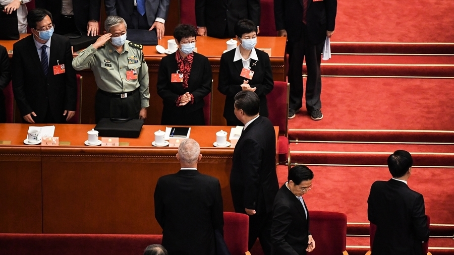 中共兩會再響「反習」聲 前政協委員促罷免習近平