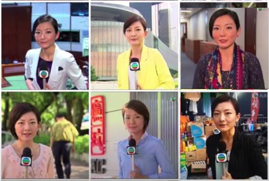 前無線記者,生前負責安排修輯8.31太子站影片的港鐵公關經理郭麗婷。(前記者FB)