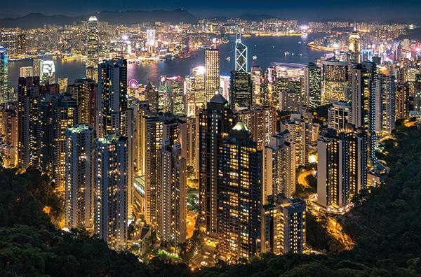 香港如果失去特殊地位,商業與貿易現狀都將遭遇重挫。(pixabay)
