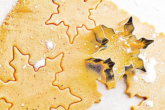 如果你是個烘培新手,烤餅乾可以讓你快速地建立信心,並享用美味的點心。