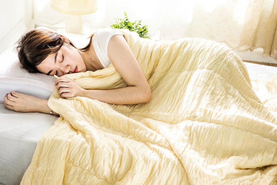 睡眠好夥伴 美容覺睡出免疫力