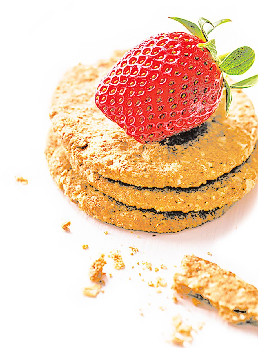 自己做美味的餅乾,健康又享受!