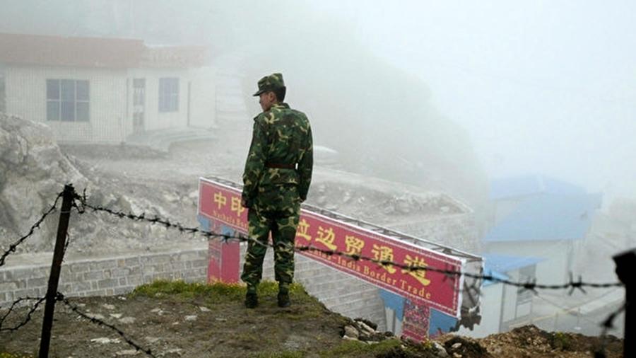 準備開戰? 中共軍隊重兵集結中印邊境