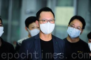 法官郭偉健事件馬道立罕見發表聲明 郭榮鏗:表明事態嚴重