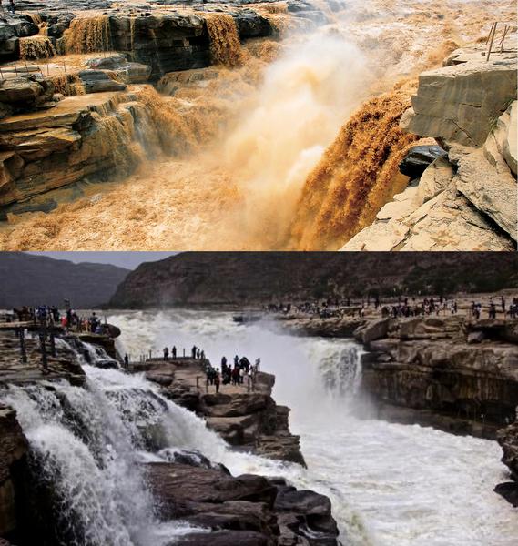 2020年5月黃河水再次變清 不論吉兆或凶兆 都是大變動的先兆