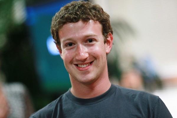 臉書創辦人朱克伯格,隨著臉書業務的不斷發展,32歲的朱克伯格已經不知不覺成為全球第五大富豪。(Justin Sullivan/Getty Images)