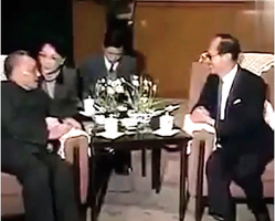 鄧小平三十年前晤李嘉誠短片熱傳