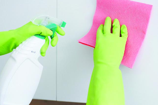 居家打掃的常用清潔劑 你用對了嗎? (上)