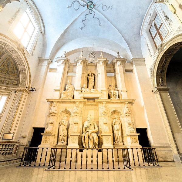 文藝復興巨匠 米開朗基羅 儒略二世的雄心(六)