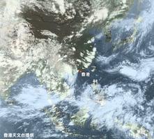新熱帶氣旋周末形成