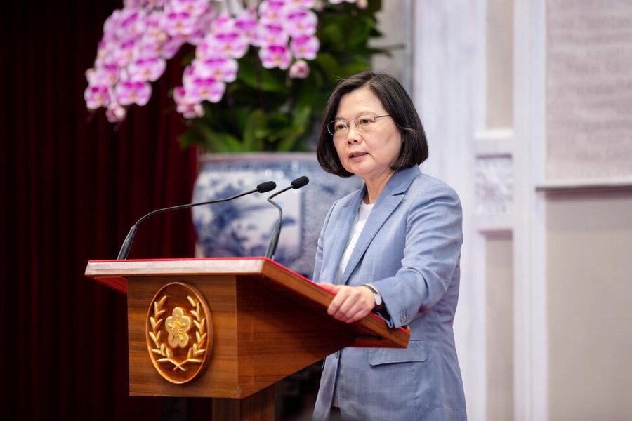 蔡英文聲明或停用港澳條例 台陸委會:並非放棄香港