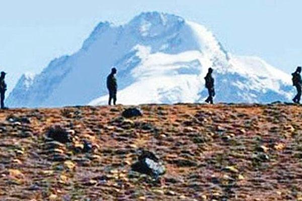 中共兩會敏感期 中印軍隊邊境對峙