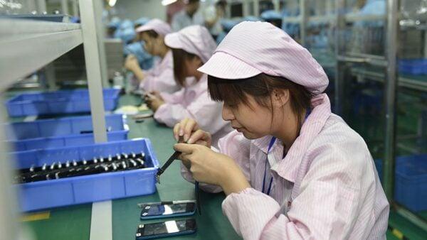 「六保」更多是強調國內經濟民生的基本面。示意圖(STR/AFP via Getty Images)