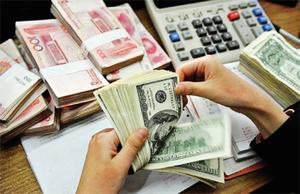 中國內外金融風險劇增可用外匯不足2千億美元