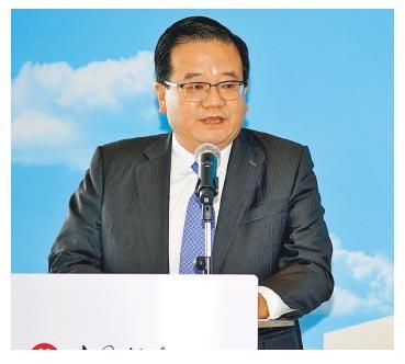 中銀香港宣佈,高迎欣辭任執行董事、副董事長兼總裁等職位,即日生效。(中通社)