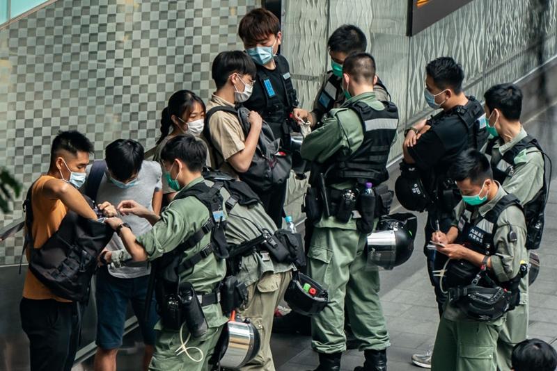 新屋嶺不再處理反修例被捕者 消息:押深圳越境處理
