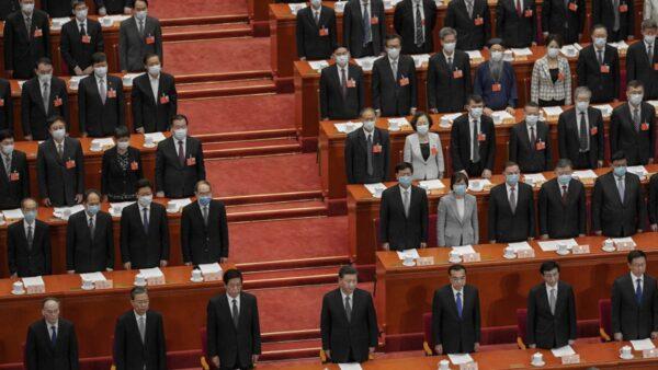 中共當局擬在兩會期間通過港版國安法草案。(Andrea Verdelli/Getty Images)