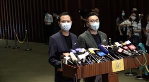 禁港外籍法官處理涉國安案 郭榮鏗:荒天下之大謬