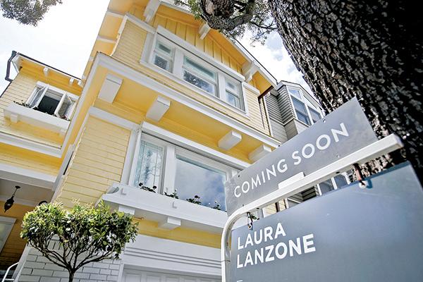 美上月新屋銷售 環比意外增長0.6%