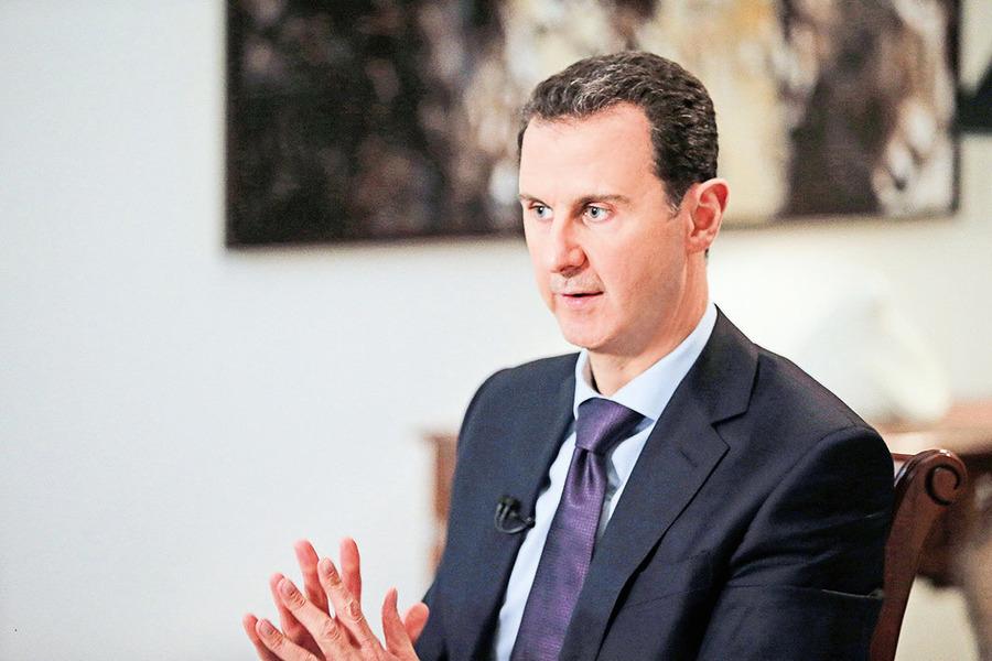 敘利亞阿塞德政權恐陷危機