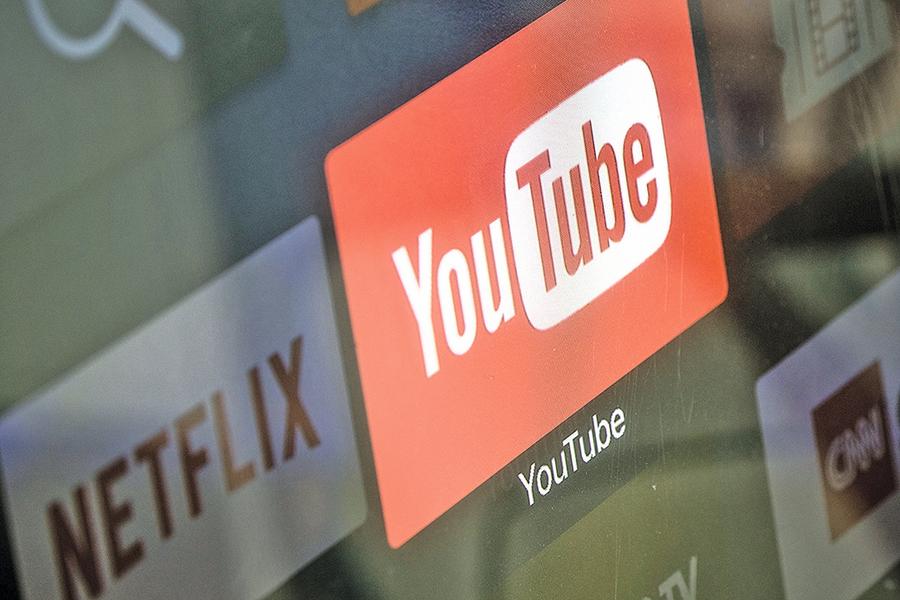 YouTube充當中共網管引憂