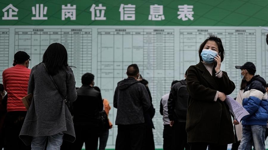 調查:疫情下 中國逾半家庭已在破產邊緣