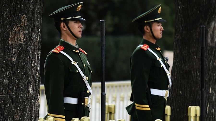 中央警衛局送美女「進宮」 前中南海保鏢爆內幕