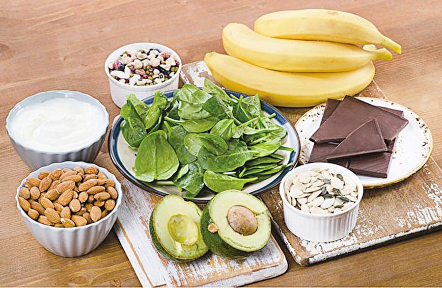 鎂是天然鎮靜劑 多吃含鎂食物心情好