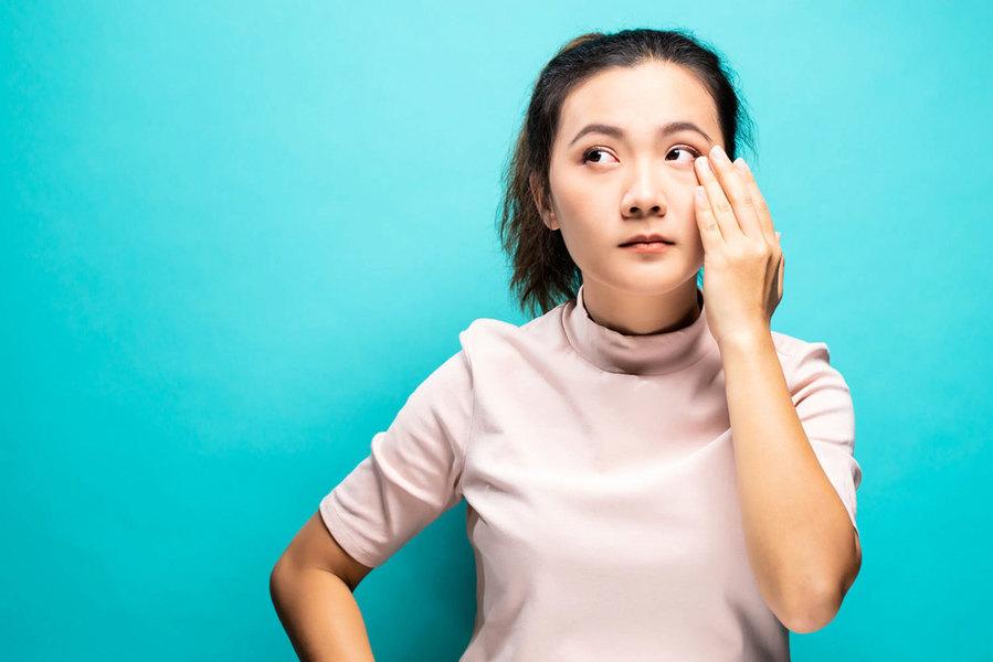 超過90%眼袋是脾虛引起!  中醫消除眼袋有妙方