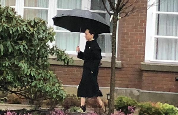 5月27日,華為財務總監孟晚舟在加拿大採取的最新法律行動失敗,仍被維持軟禁,不得自由。(王昱莎/大紀元)