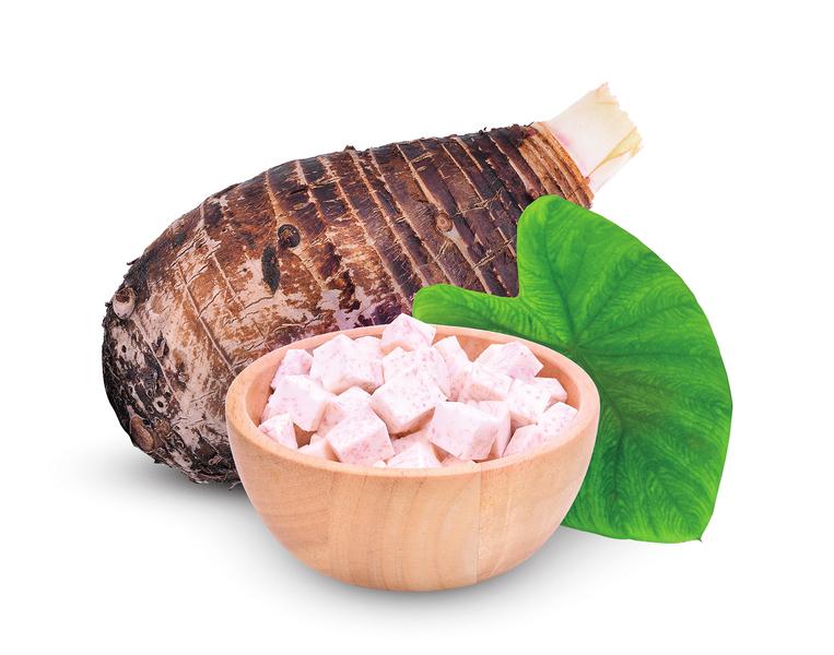 芋頭營養知多少?女人多吃它 加倍健康與美麗