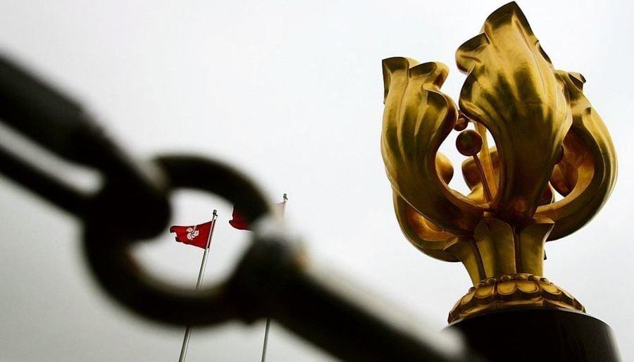 港版國安法決議通過 新華社公開「否認」一國「兩制」