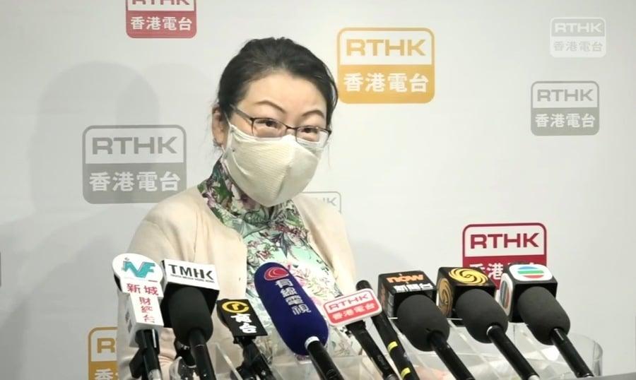 鄭若驊稱特朗普制裁違國際法 評論指鄭說法欠理據