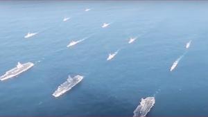 武力威脅? 中共紀念反分裂法播炮擊金門紀錄片