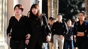 特朗普制裁中共 中國留美學生厄運降臨