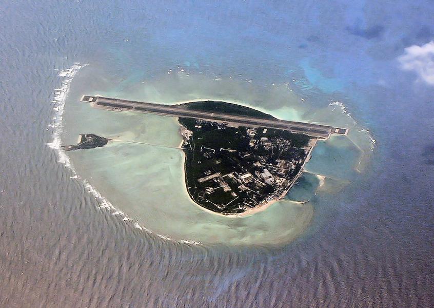 美國制裁香港之際 印尼去信聯合國 南海恐爆發軍事衝突