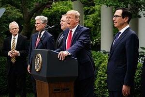 專家:特朗普為捍衛美國核心價值不惜代價打擊中共