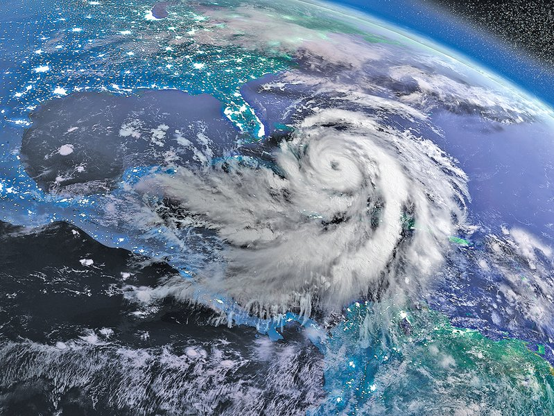 新研究看到颶風形成中的蝴蝶效應