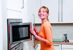 主廚在家也用微波爐 使用方法教給你